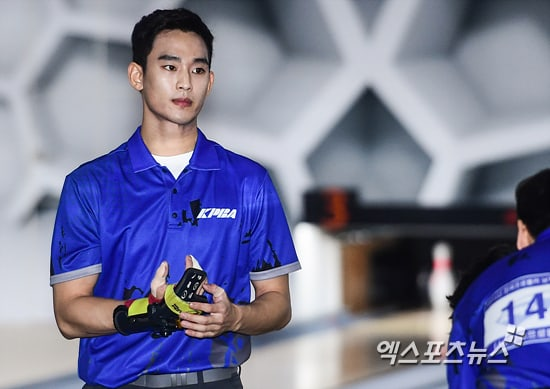 "Kim Soo Hyun Promises An Appearance On ""Infinite Challenge"" If There Is A Bowling Special"