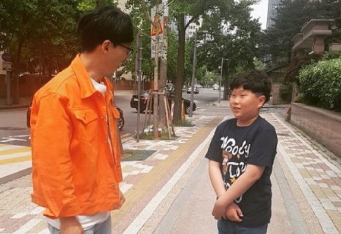 Yoo Jae Suk Repays Young Boys Kindness With Special Childrens Day Gift
