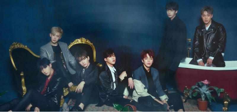 MONSTA X Reveals First Official Light Stick