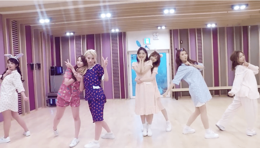 """Watch: Lovelyz Steals The Show With Themed Dance Cover Of """"Now We"""""""