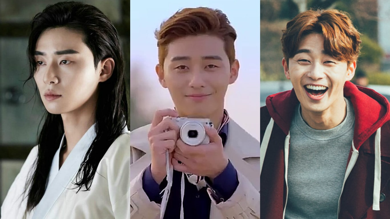 QUIZ: Which Of Park Seo Joon's K-Drama Characters Should You Date?