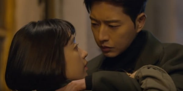 "Park Hae Jin Reveals Why Kissing Kim Min Jung On ""Man To Man"" Was Not Romantic At All"