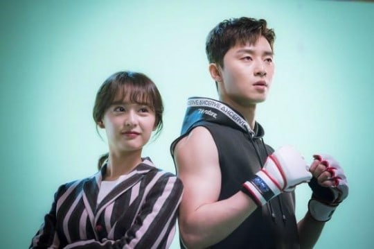 "3 Times ""Fight My Way's"" Park Seo Joon And Kim Ji Won Had Us Going Will-They-Or-Won't-They?"