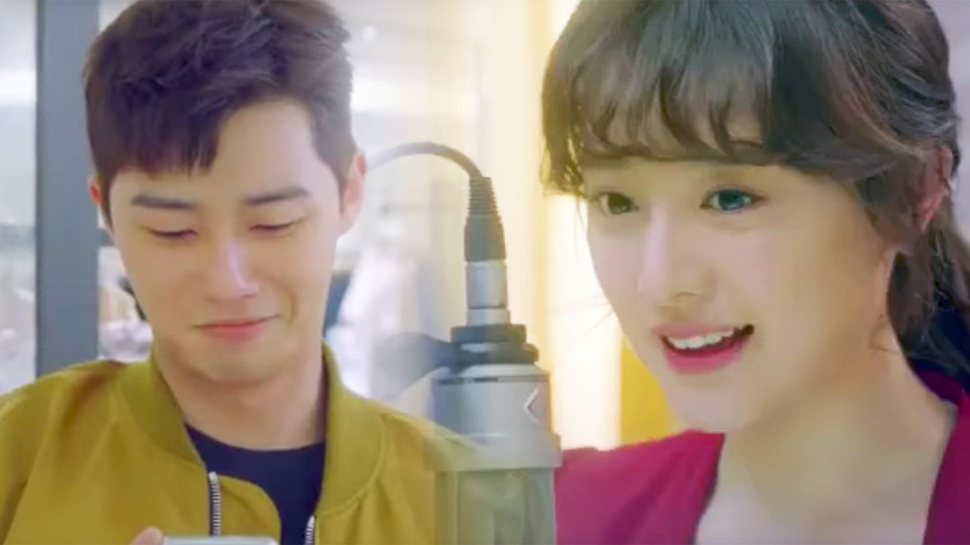 """Watch: Park Seo Joon And Kim Ji Won Dream Big In New """"Fight My Way"""" Teaser"""