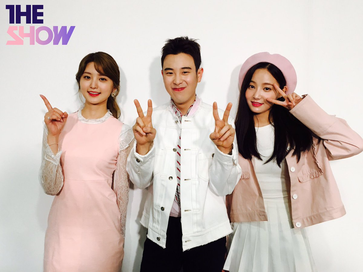 Block Bs P.O, EXIDs Junghwa, And MOMOLANDs Yeonwoo Are The Next The Show MCs
