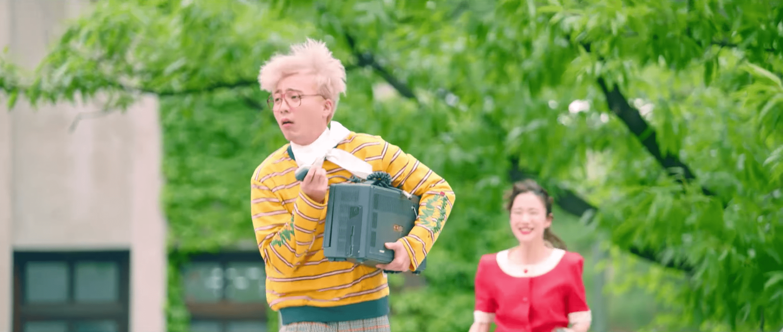 "Watch: Roy Kim Channels A Whimsical Spring Vibe In Pre-Release MV ""Egoist"""