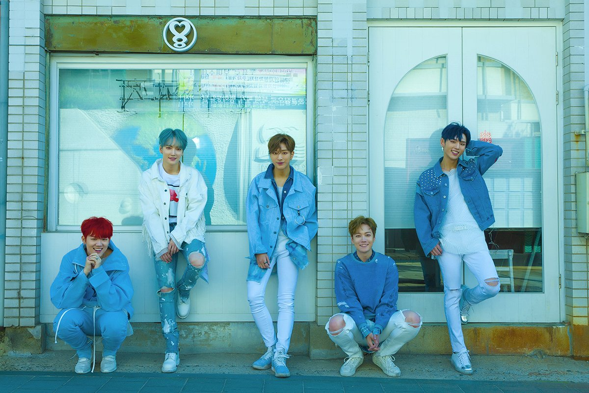 B.I.G Announces Speedy Comeback With All 5 Members