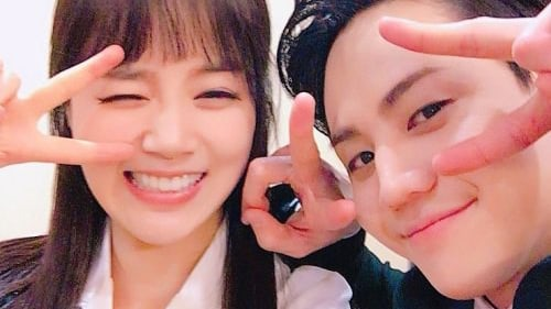 BREAKING: Highlights Yang Yoseob Reportedly Dating Musical Actress Shin Go Eun + Agency Responds