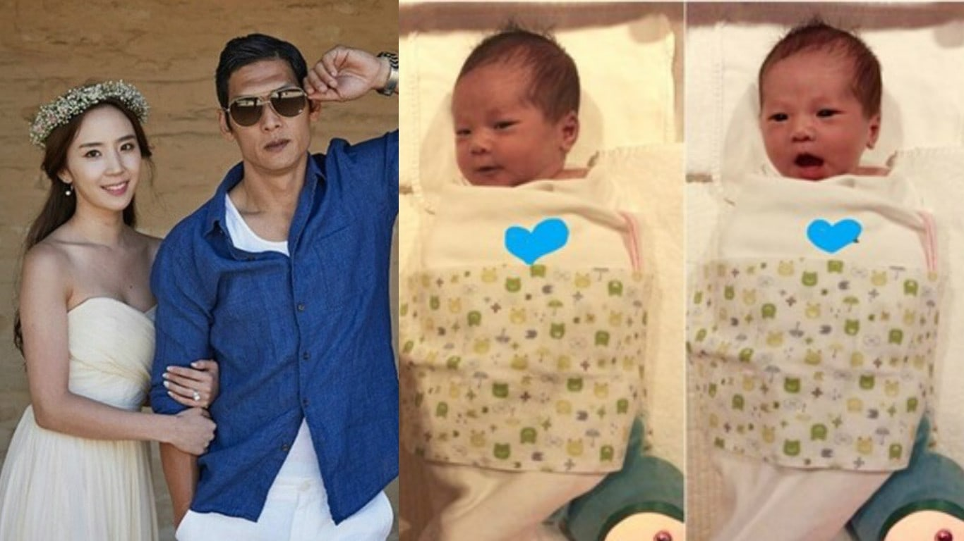 g.o.ds Park Joon Hyung Shares An Adorable Update About His Newborn Daughter