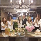Cha Ye Ryun And Joo Sang Wook Look Blissfully In Love At Bridal Shower Party