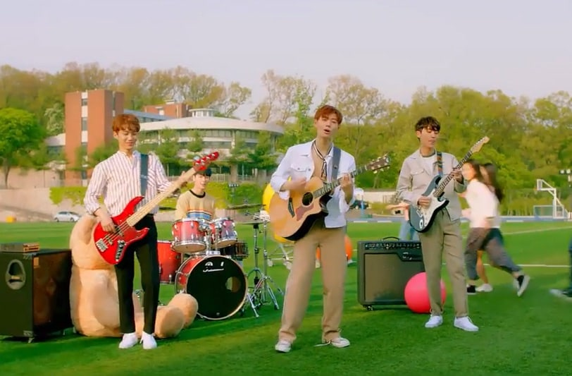 "Watch: FNC's New Band HONEYST Debuts With Sweet ""Like You"" MV"