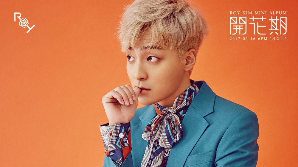 Roy Kim Says He Wants To Be Called An Idol Rather Than An Old Soul