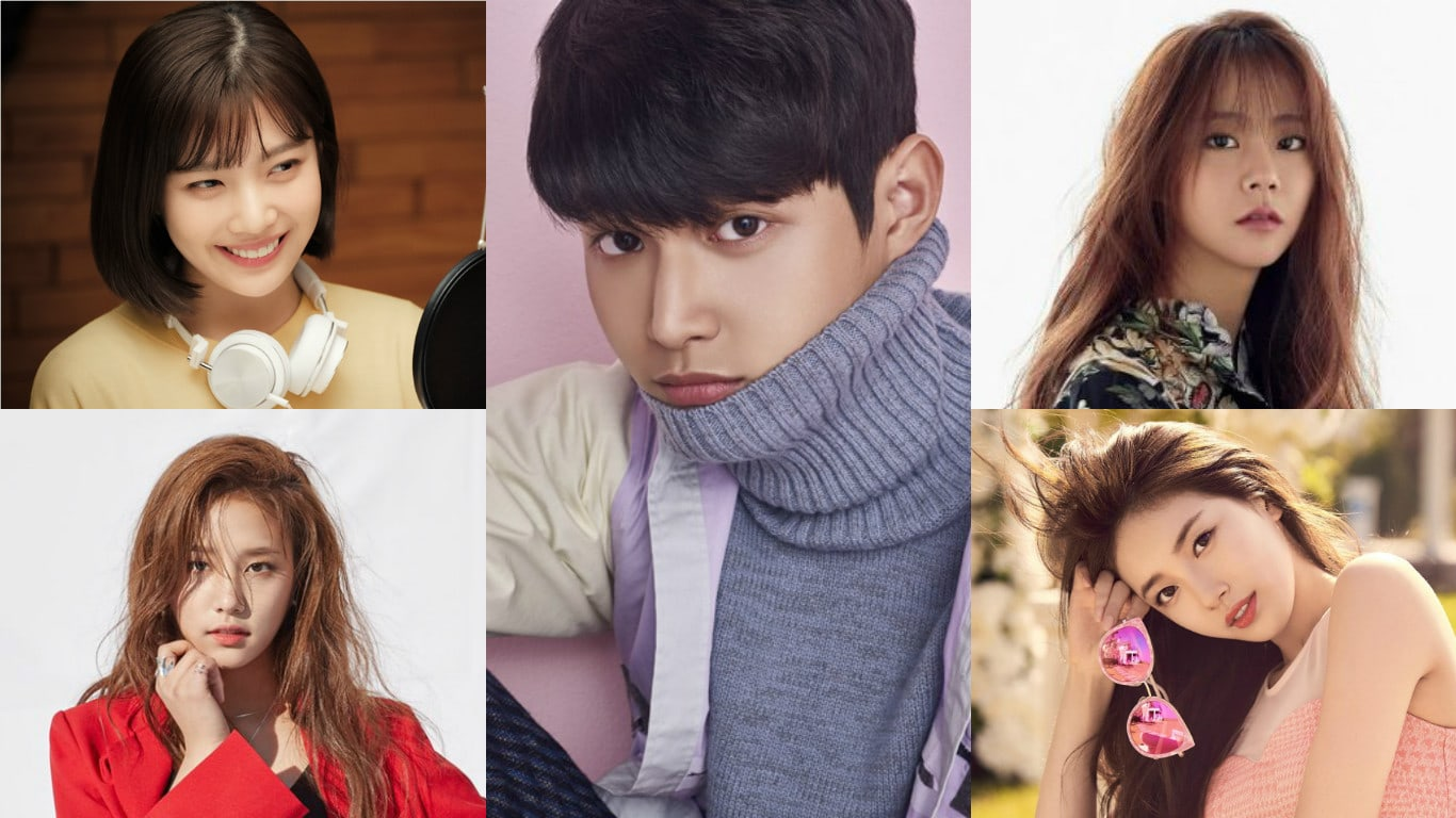 Actor Lee Seo Won Has Nothing But Love For The Idol Girl Group Members Hes Worked With