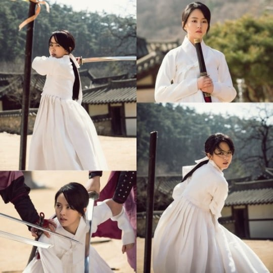 """Danger Lies Ahead For Kim So Hyun In """"Ruler: Master Of The Mask"""""""