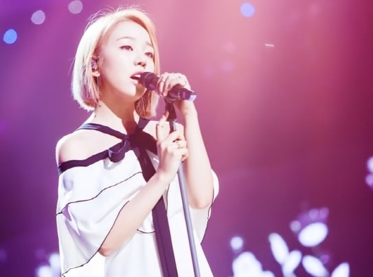 Baek Ah Yeon To Make Comeback In May