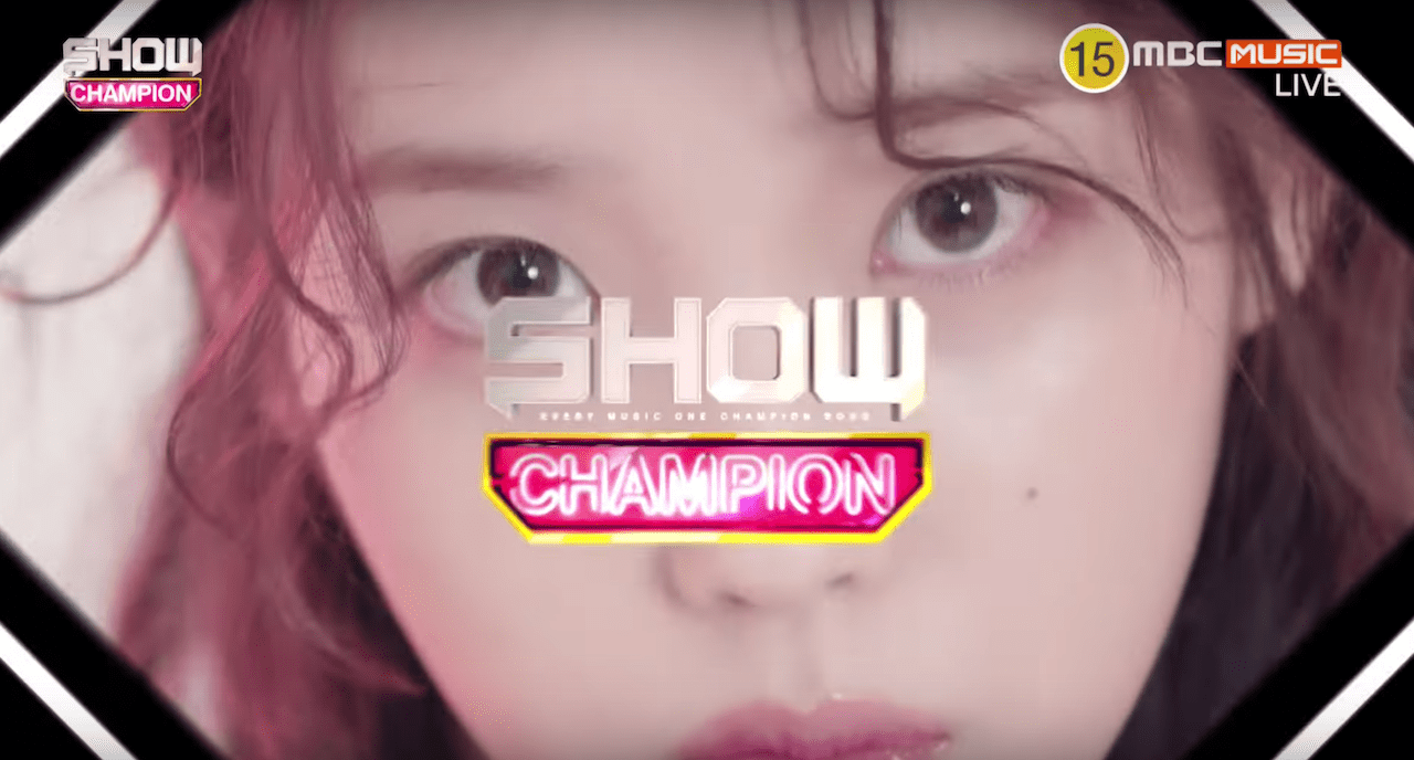 """Watch: IU Takes 9th Win For """"Palette"""" On """"Show Champion,"""" Performances By Triple H, Lovelyz, PRISTIN, And More"""