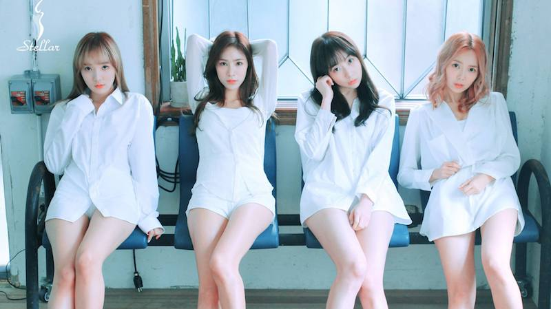 STELLAR To Add New Member For Summer Comeback