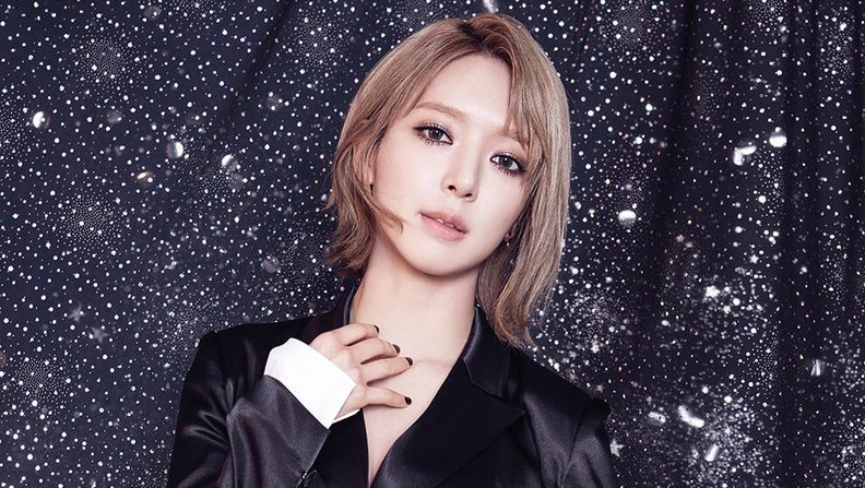 Choa Denies That She Is Leaving AOA For Love Or Marriage