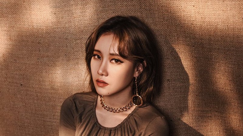 Update: FIESTAR's Yezi Drops More Teaser Photos For Upcoming Solo Comeback