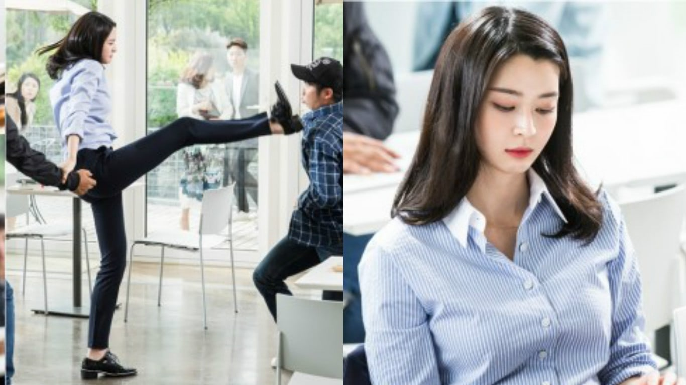 New Stills Show Hello Venuss Nara Making A Kickass First Appearance In Suspicious Partner