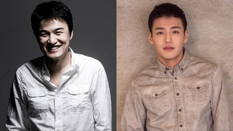 "Park Joong Hoon And Kang Ha Neul Considering Roles In Second Season Of ""Bad Guys"""