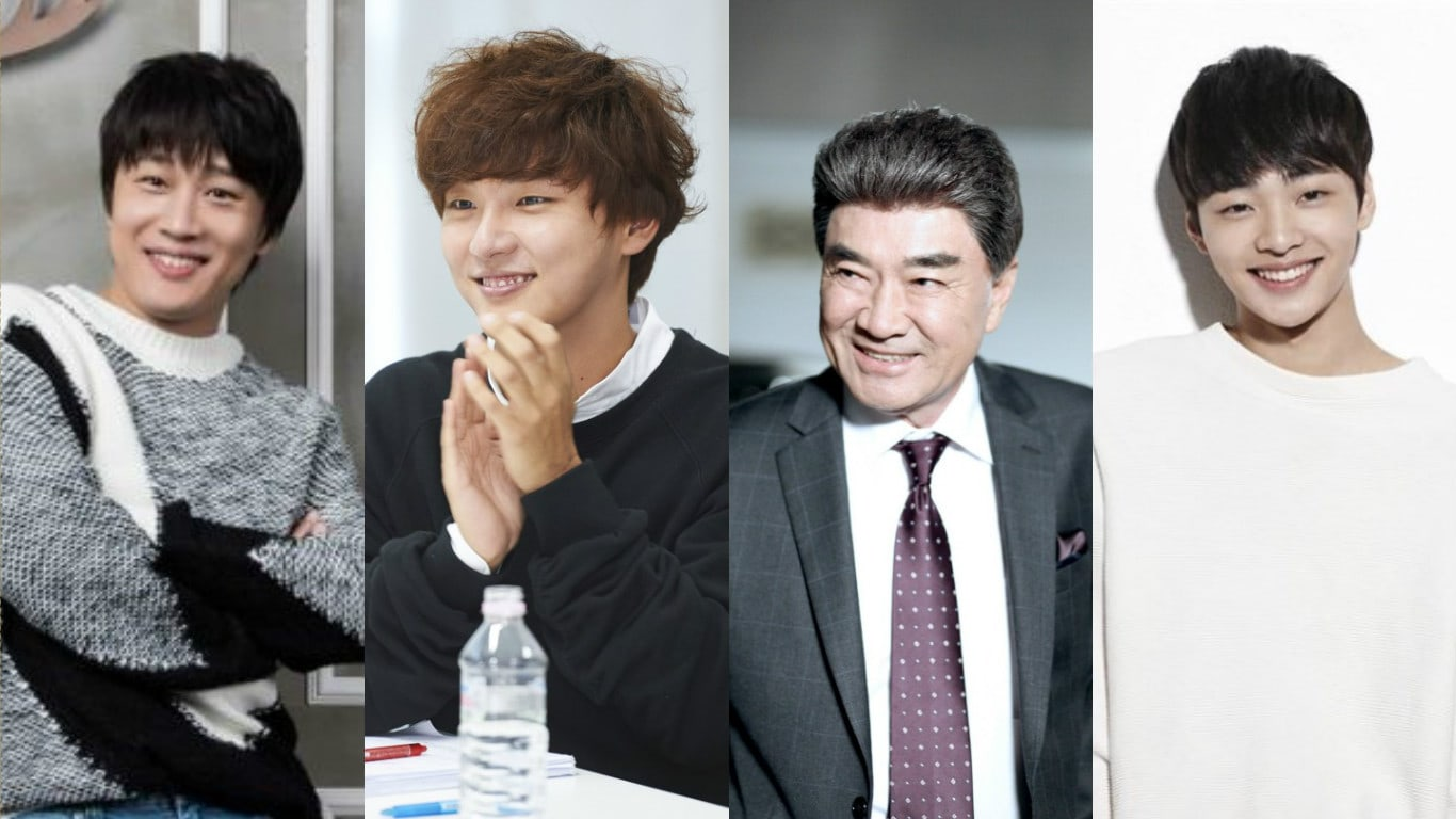 "Cha Tae Hyun, Yoon Shi Yoon, Lee Deok Hwa, And Kim Min Jae To Record ""Happy Together"" Episode This Week"