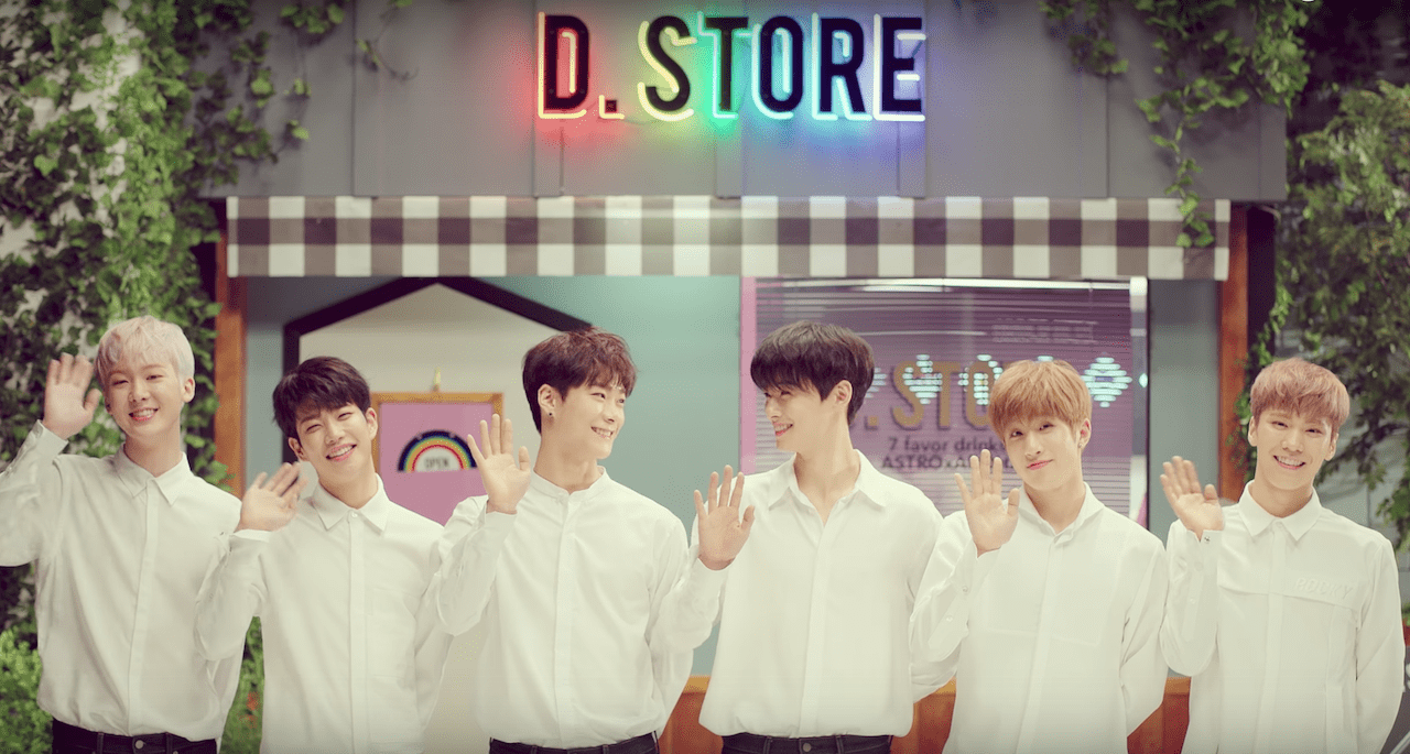 Watch: ASTRO Opens The Cutest Store And Reveals Title Track In Comeback MV Teaser