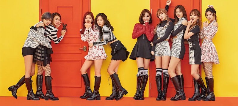 TWICE Hits 100 Million Views For Fourth Time In A Row With Knock Knock