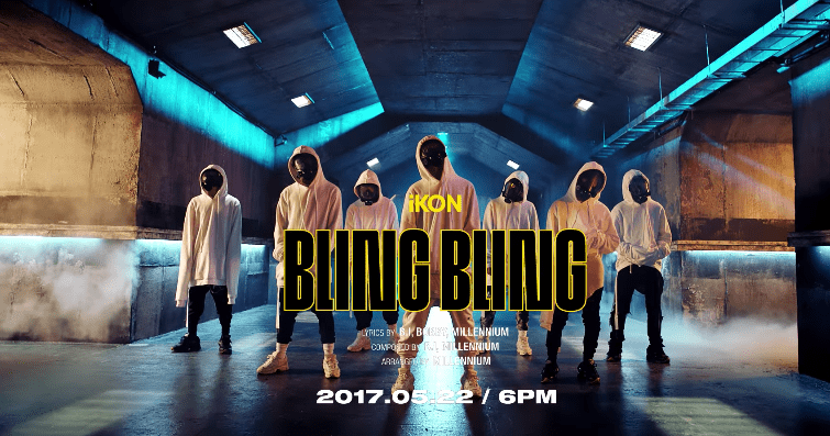 "Watch: iKON Is Full Of Confidence In New Comeback Teaser Video For ""Bling Bling"""
