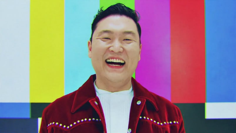 PSY Dominates With I LUV IT And Takes No. 1 On 3 Different Charts