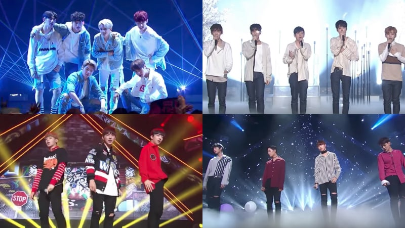 "Watch: ""Produce 101 Season 2"" Holds Second Half Of Position Evaluations And Crowns Top Trainee Of Each Category"
