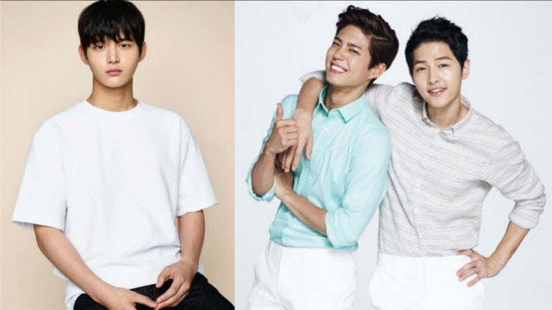 Actor Lee Seo Won Shares The Advice That Park Bo Gum And Song Joong Ki Gave Him