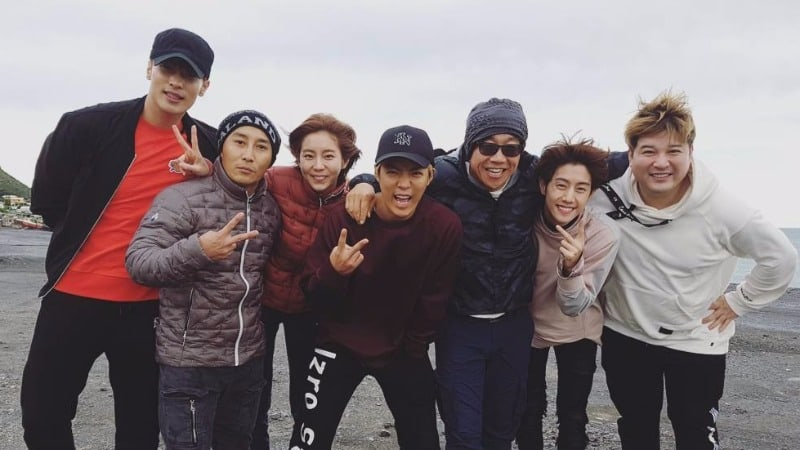 Uee Reveals Her Reason For Appearing On Law Of The Jungle Again After 3 Years