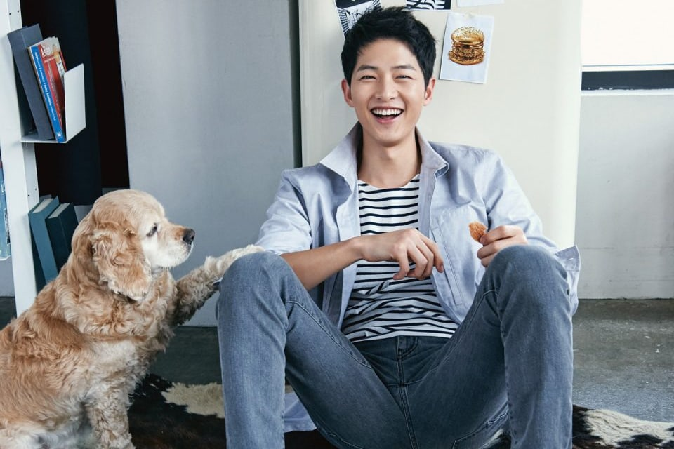 Song Joong Ki Shows Loyalty To Descendants Of The Sun Makeup Artist And Attends Her Wedding