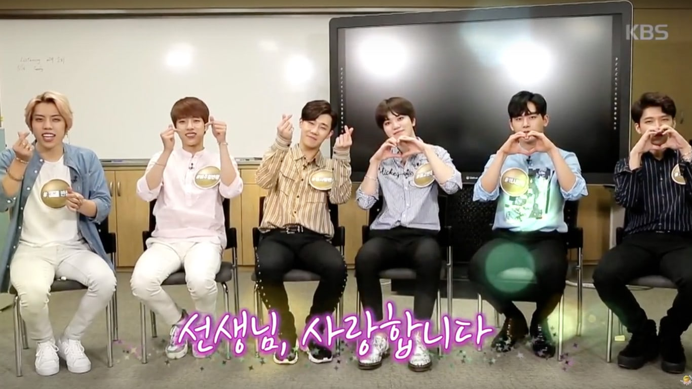 INFINITE Talks About Dating In School And Reveals Plans For The Rest Of The Year