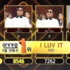 """Watch: PSY Gets 2nd Win With """"I LUV IT"""" On """"Inkigayo""""; Performances By TWICE, VIXX, And More!"""
