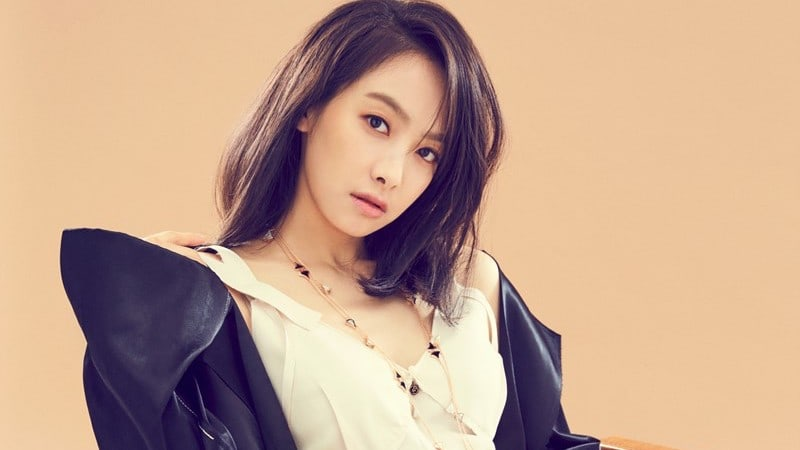 f(x)'s Victoria Announces 1st Album With Teaser Photos