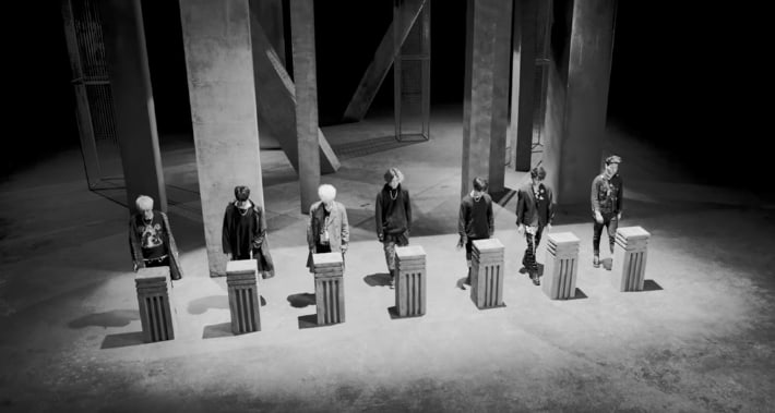"""Watch: iKON Enters A New World In MV Teaser Of Second Title Track """"B-DAY"""""""