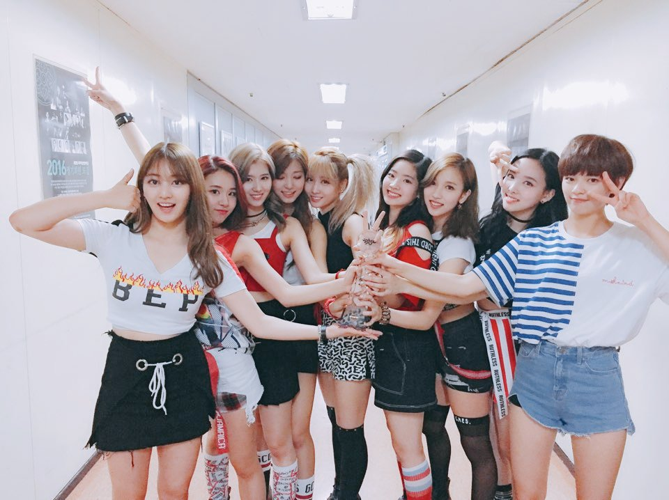QUIZ: Can You Guess The TWICE Members By Their Outfits?   Soompi