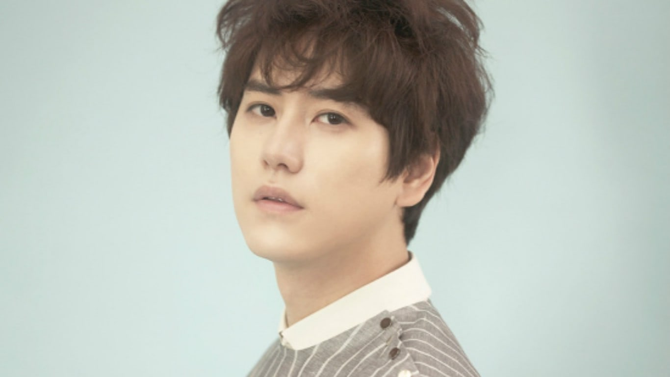 Super Junior's Kyuhyun Opens Instagram Account