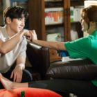 "Ji Chang Wook And Nam Ji Hyun Are Closer Than Ever Behind The Scenes Of ""Suspicious Partner"""