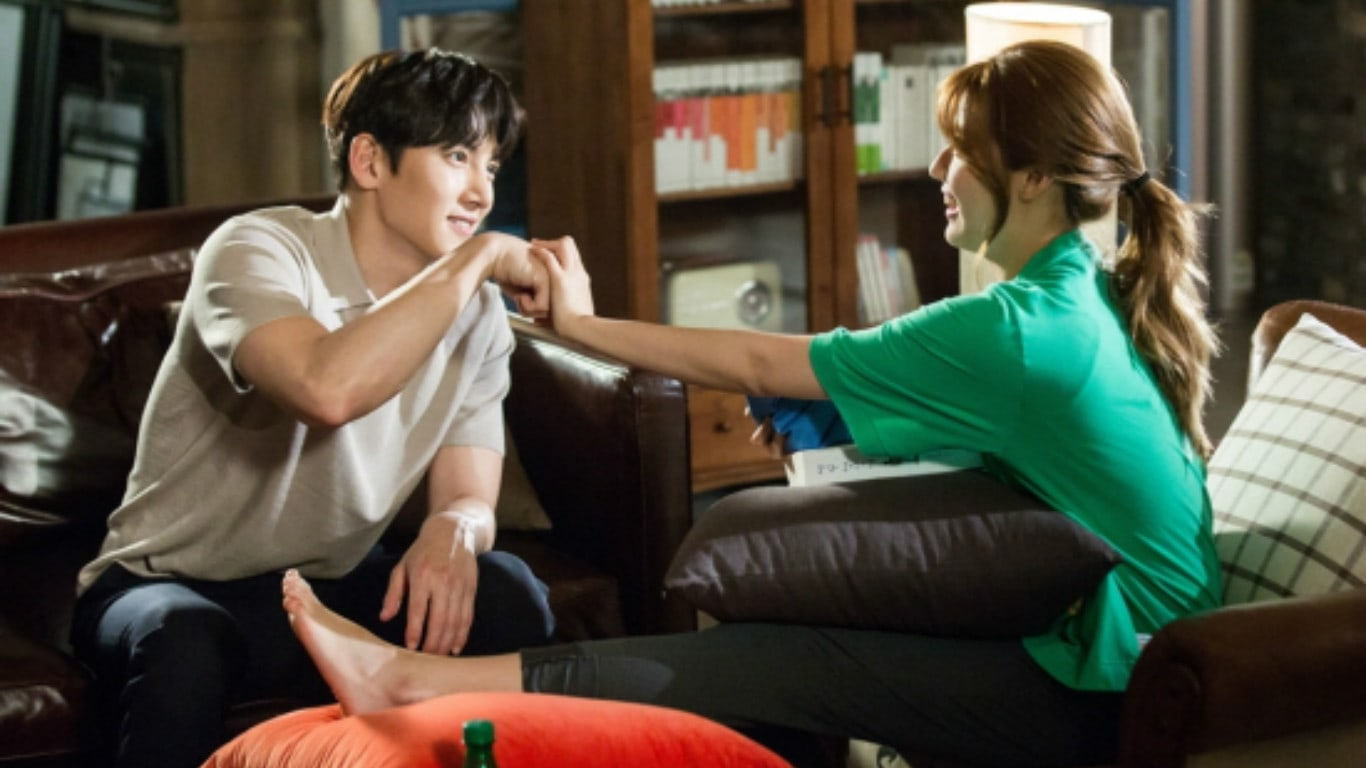 Ji Chang Wook And Nam Ji Hyun Are Closer Than Ever Behind The Scenes Of Suspicious Partner