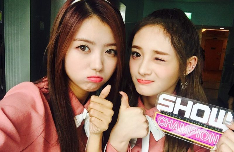 PRISTINs Nayoung And Kyulkyung Share Whether They Feel Any Rivalry With gugudan And DIA