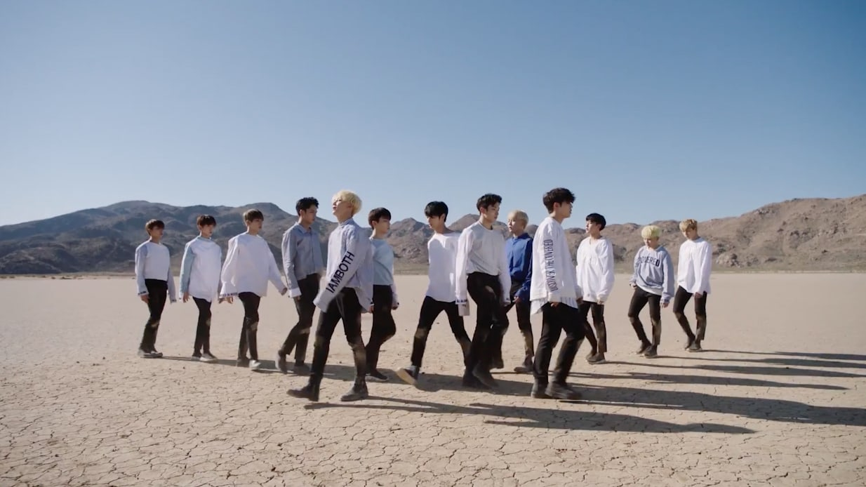 Watch: SEVENTEEN Makes Powerful Comeback With Dont Wanna Cry MV