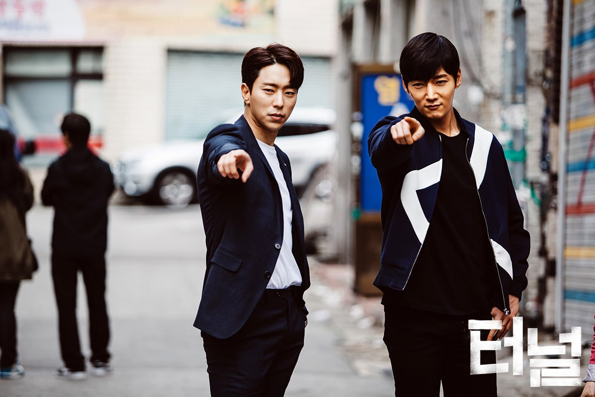 """""""Tunnel"""" Sets New OCN Record With Impressive Viewership Ratings For Final Episode"""