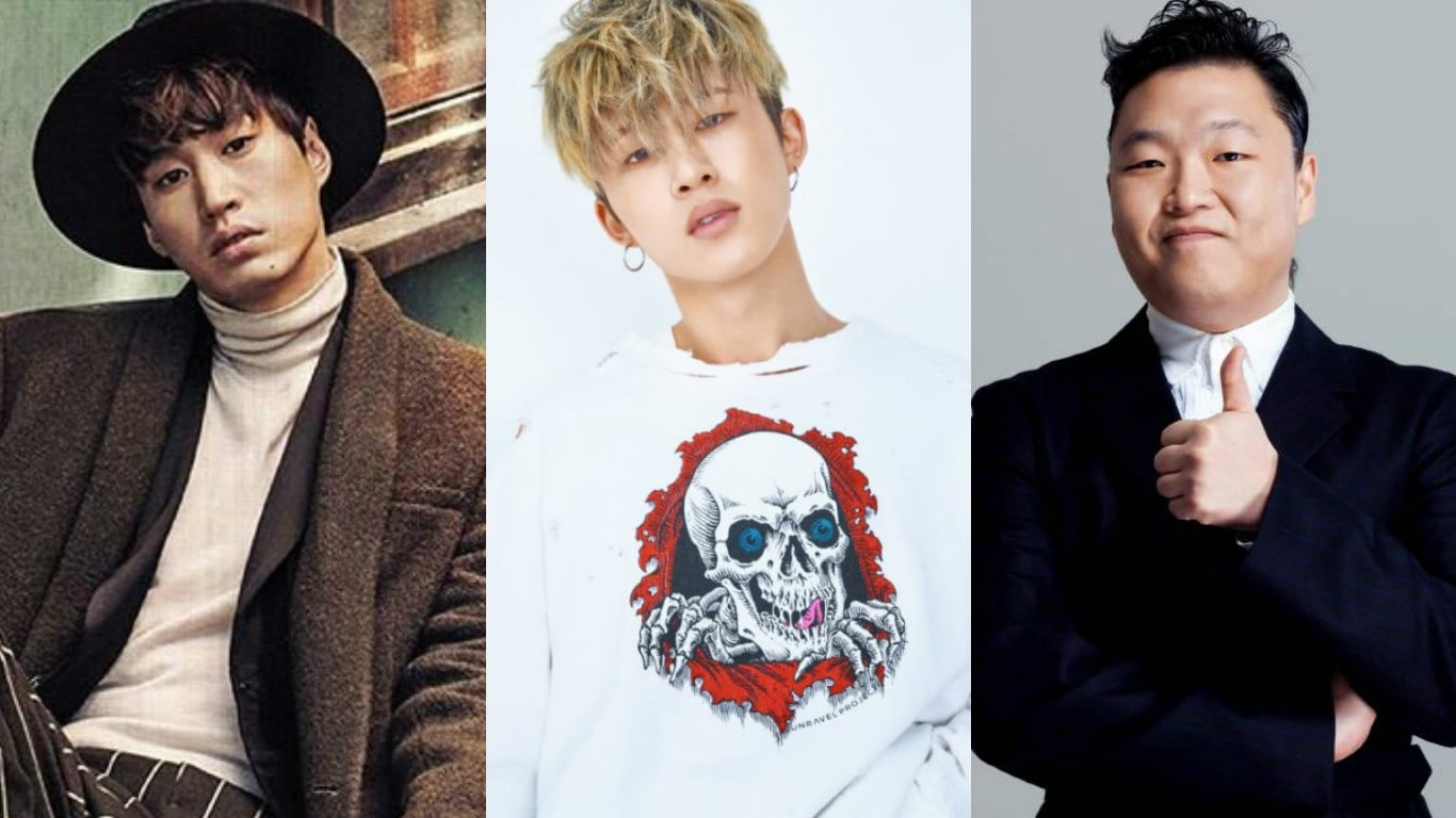 iKONs B.I Reveals His Biggest Musical Inspirations Are Psy And Epik Highs Tablo