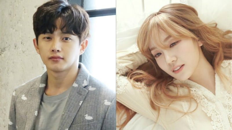 Kim Min Suk To Support Labelmate JOO By Appearing In Her Upcoming MV
