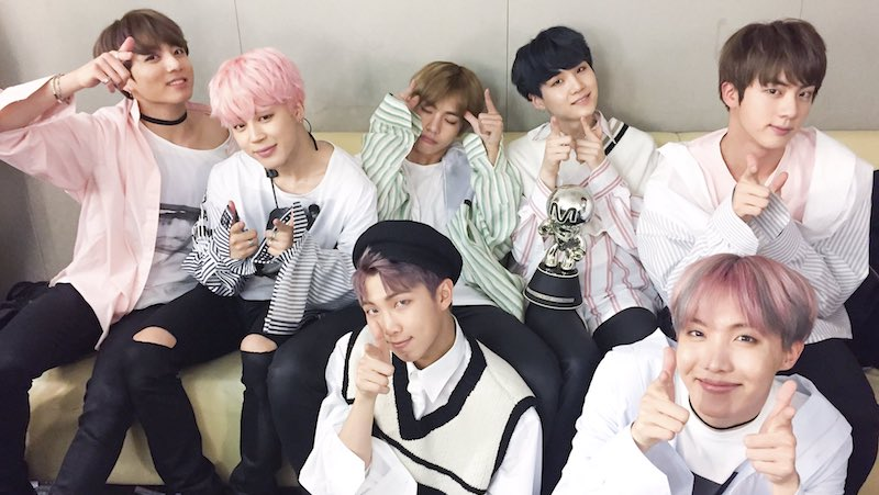 BTS Breaks Another Record On V Live By Reaching 5 Million Followers