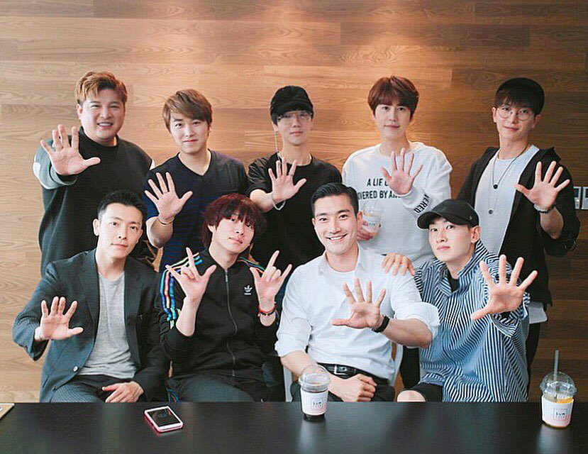 Super Junior Opens Official Group Instagram Ahead Of 2017 Comeback