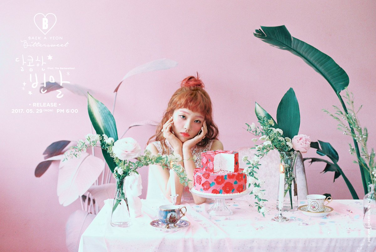 Baek A Yeon Hosts An Enchanting Tea Party In Teasers For Bittersweet